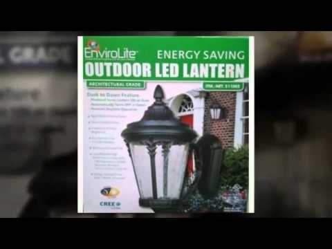 Envirolite Outdoor Led Lantern & Envirolite Outdoor Led Lantern - YouTube azcodes.com