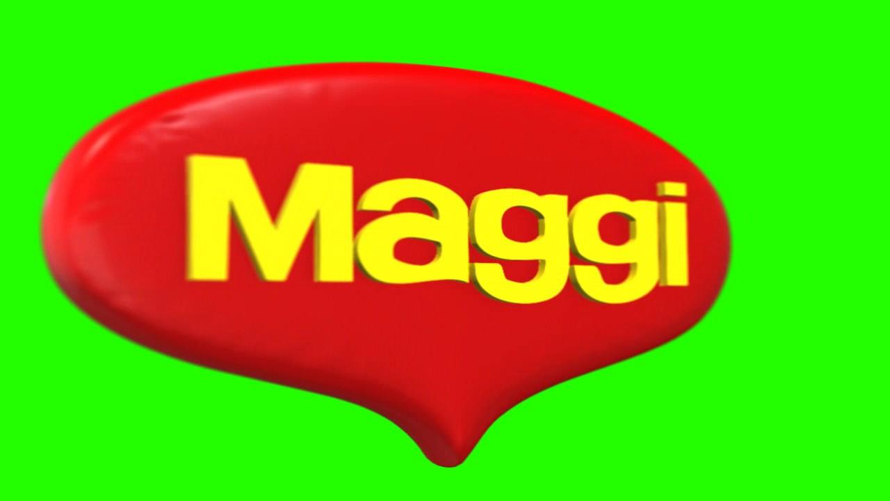 Maggi logo chroma - YouTube | {Maggi logo 9}
