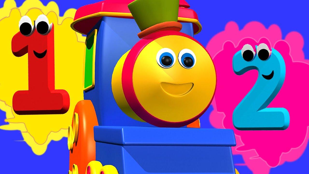 Download Bob, xe lửa | cuộc phiêu lưu số lượng | video cho trẻ em