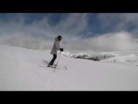 Andorra Skiing March 2018