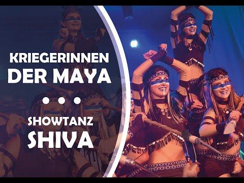Kriegerinnen der Maya 2017 - Showtanzgruppe Shiva