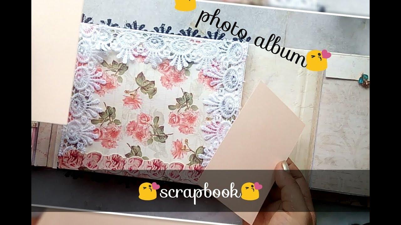Diy mini album scrapbook for boyfriend 2014 youtube - Scrapbook Diy Scrapbook Ideas How To Make Photo Album Youtube Scrapbook Diy Scrapbook Ideas How To