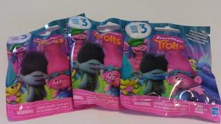 Trolls Series 3 Blind Bags! #trolls