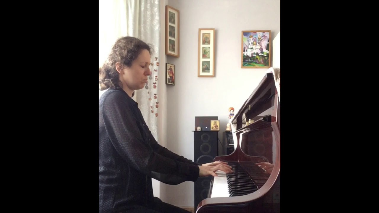 Lockdown Pianist Alphabet - N