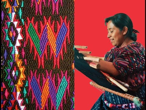 Manuela & Esperanza: The Art of Maya Weaving (English R2)