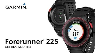 01. Forerunner 225: Getting Started