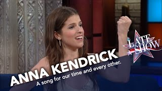 Anna Kendrick Sings