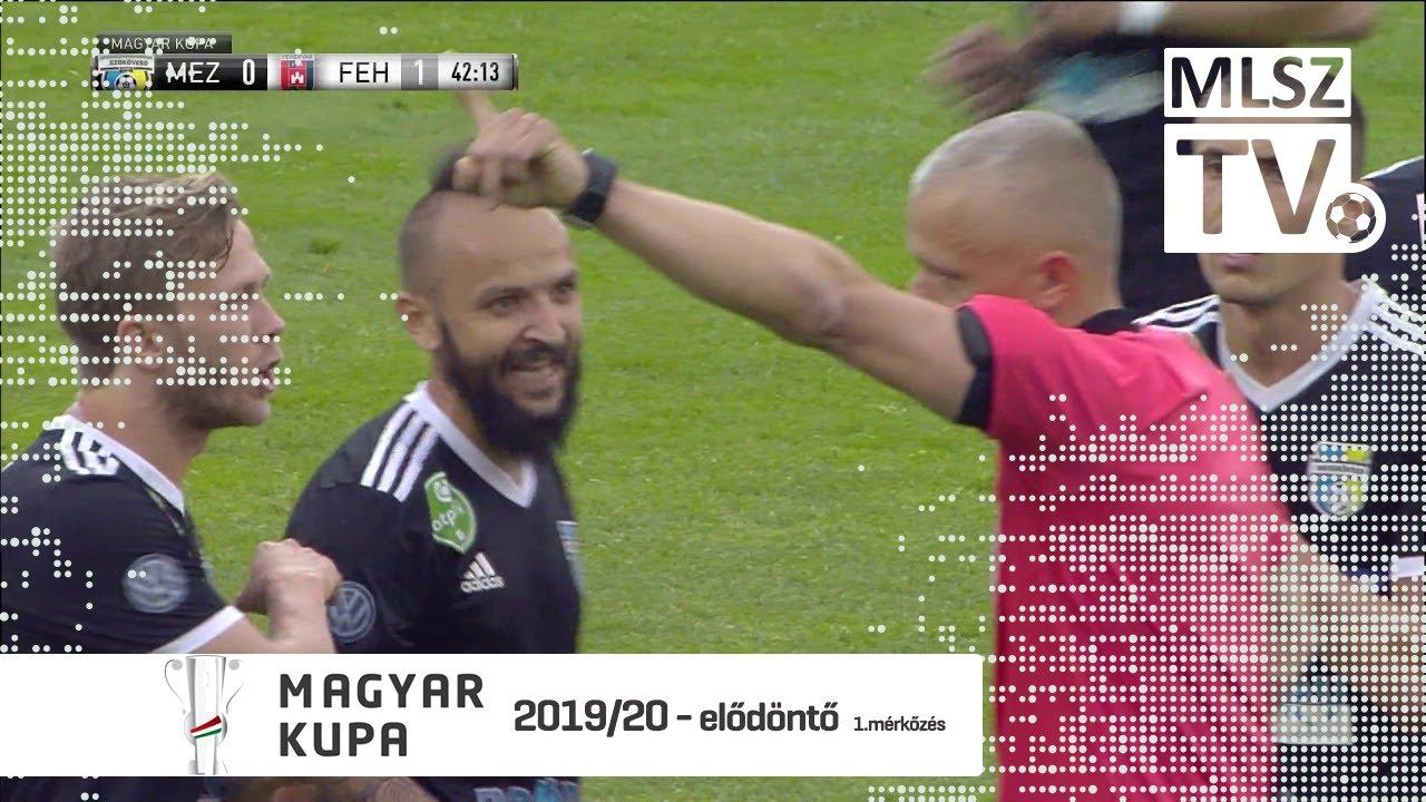 Mezőkövesd Zsóry FC - MOL Fehérvár FC| 1-1 (0-1) | Magyar ...