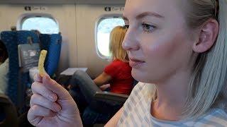 We Finally Ride The Shinkansen! | Japan Vlog 11
