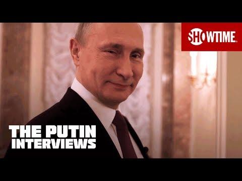 The Putin Interviews | Teaser Trailer | Oliver Stone & Vladimir Putin SHOWTIME Documentary
