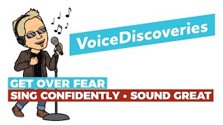 VOICE TRAINING for guitar players: No Fear • More Confidence • Sound Great — Voice Discoveries #1