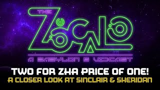 The SECTOR 14 FIles  TWO FOR ZHA PRICE OF ONE: A Closer Look at Sinclair & Sheridan