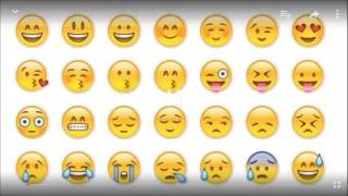 SIGNIFICADO DOS EMOTICON