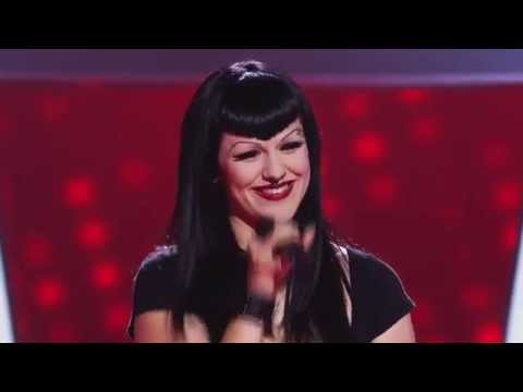 Luna Envy Sings My Immortal | The Voice Australia 2014