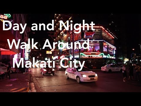 Philippines Makati City, The First Financial and Business Ca