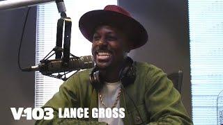 Lance Gross Talks New Movie
