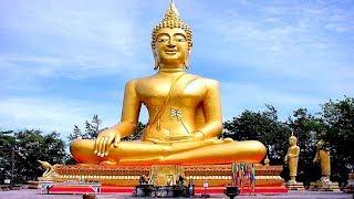 Круто, мы в Тайланде ✦ Как нас исцелил Большой Будда ✦ How the Buddha healed us ✦ LUCKY