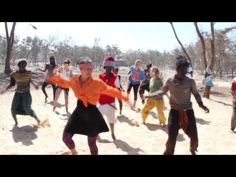 Mbaye Art Sabar dance - Dakar, Senegal Janvier 2017