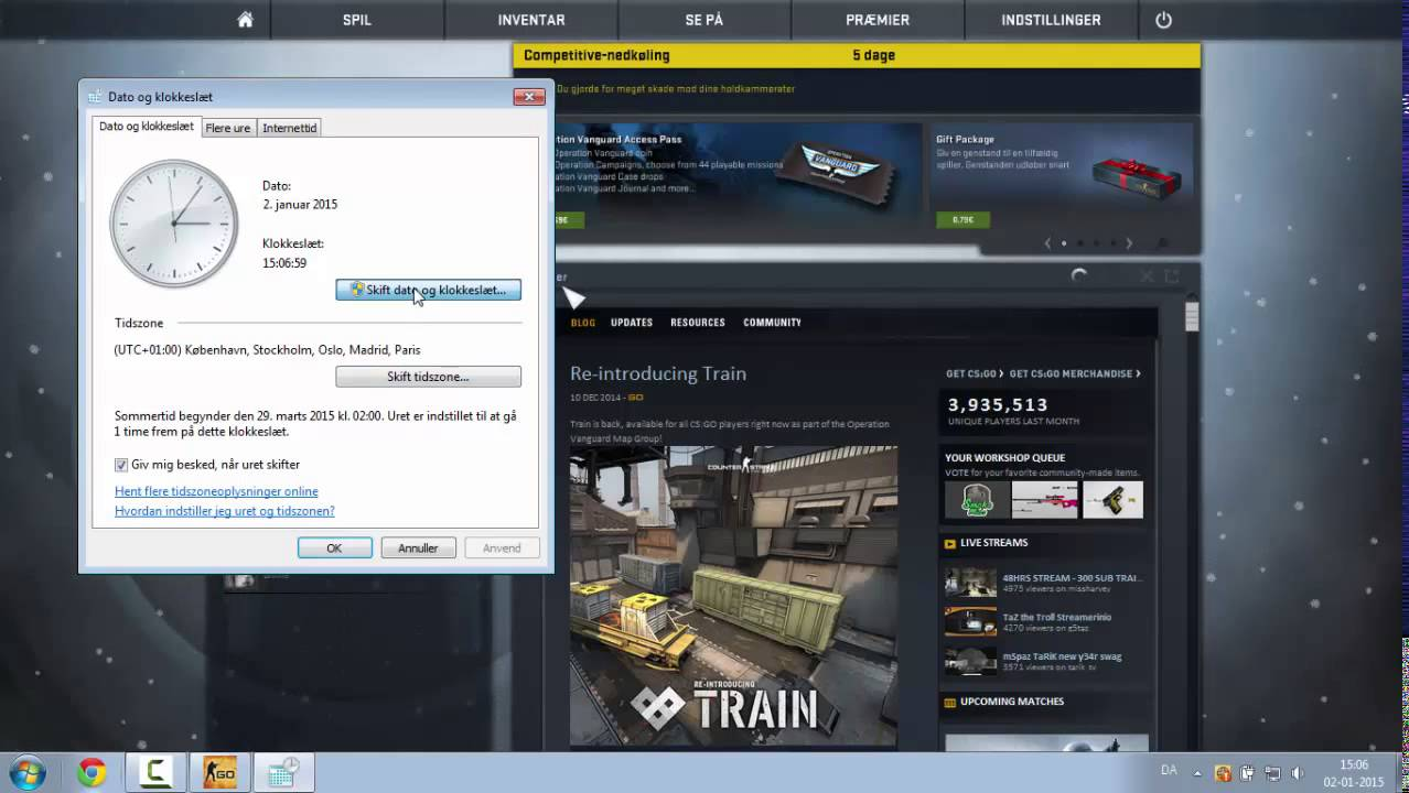cs go competitive matchmaking cooldown Article counter-strike: global offensive - competitive why did i receive a competitive cooldown counter-strike: a matchmaking cooldown will be issued.