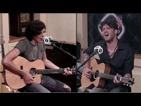 Ermal Meta & Fabrizio Moro - Non mi avete fatto niente - Live acoustic @ Radio Subasio - Mash Up