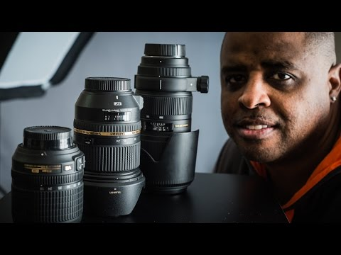 What's the Best Lens for Your DSLR Camera?