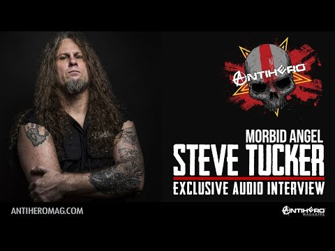 Interview with Steve Tucker of Morbid Angel