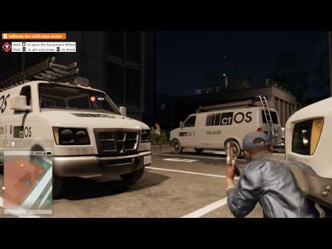 Watch Dogs 2  First Mission HD Gameplay How To Hack Systems And Become A Millionaire CEO