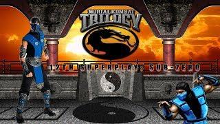 Mortal Kombat Trilogy - Sub-Zero【TAS】