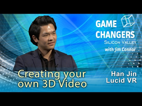 Game Changers: Silicon Valley -  Create Your Own 3D Movie
