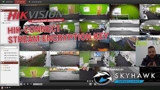 Hikvision error code