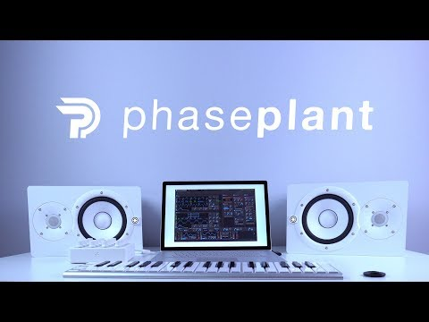 Phase Plant - Wavetable Editor