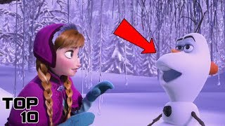 Top 10 Disney Movie Mistakes - Part 2