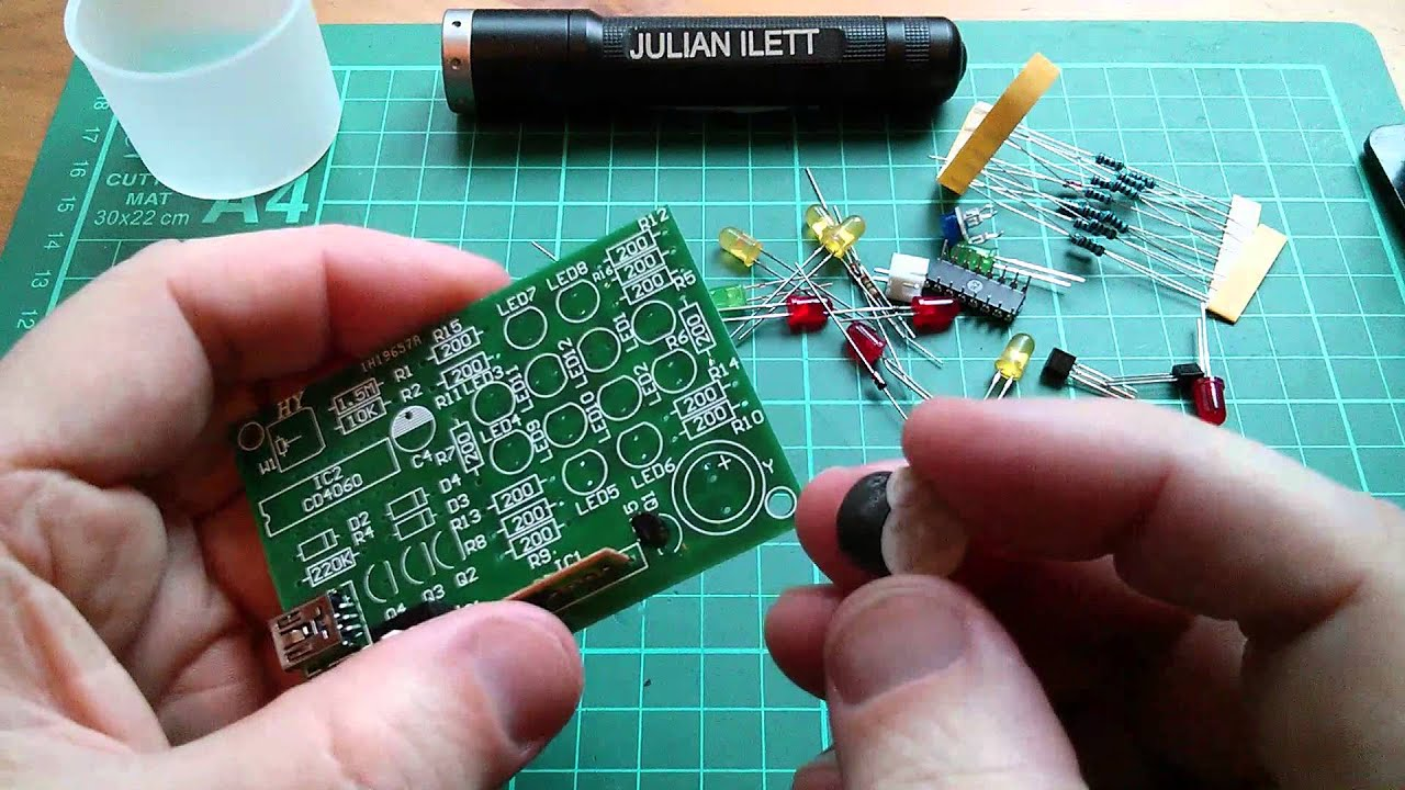 Julians postbox 52 electronics kits and pre built modules youtube solutioingenieria Image collections