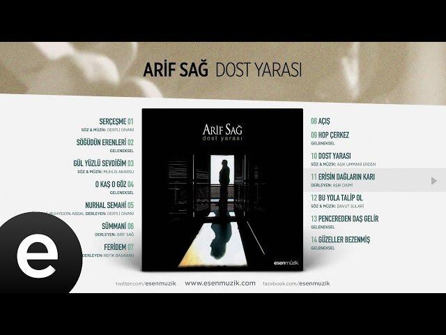 Erisin Dağların Karı (Arif Sağ) Official Audio #erisindağlarınkarı #arifsağ - Esen Müzik