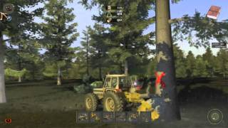 Holzfäller Simulator 2011 Gameplay HD (german)