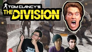 TOM CLANCY'S THE DIVISION NGAKAK ABIS! - Copet & Arnold VS Helicopter! HAHAH! (TCTD Momen Konyol)
