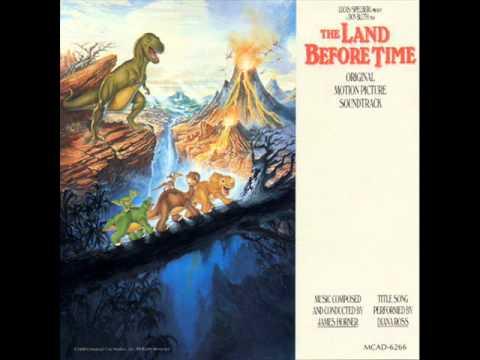 The Land Before Time | Soundtrack Suite (James Horner)