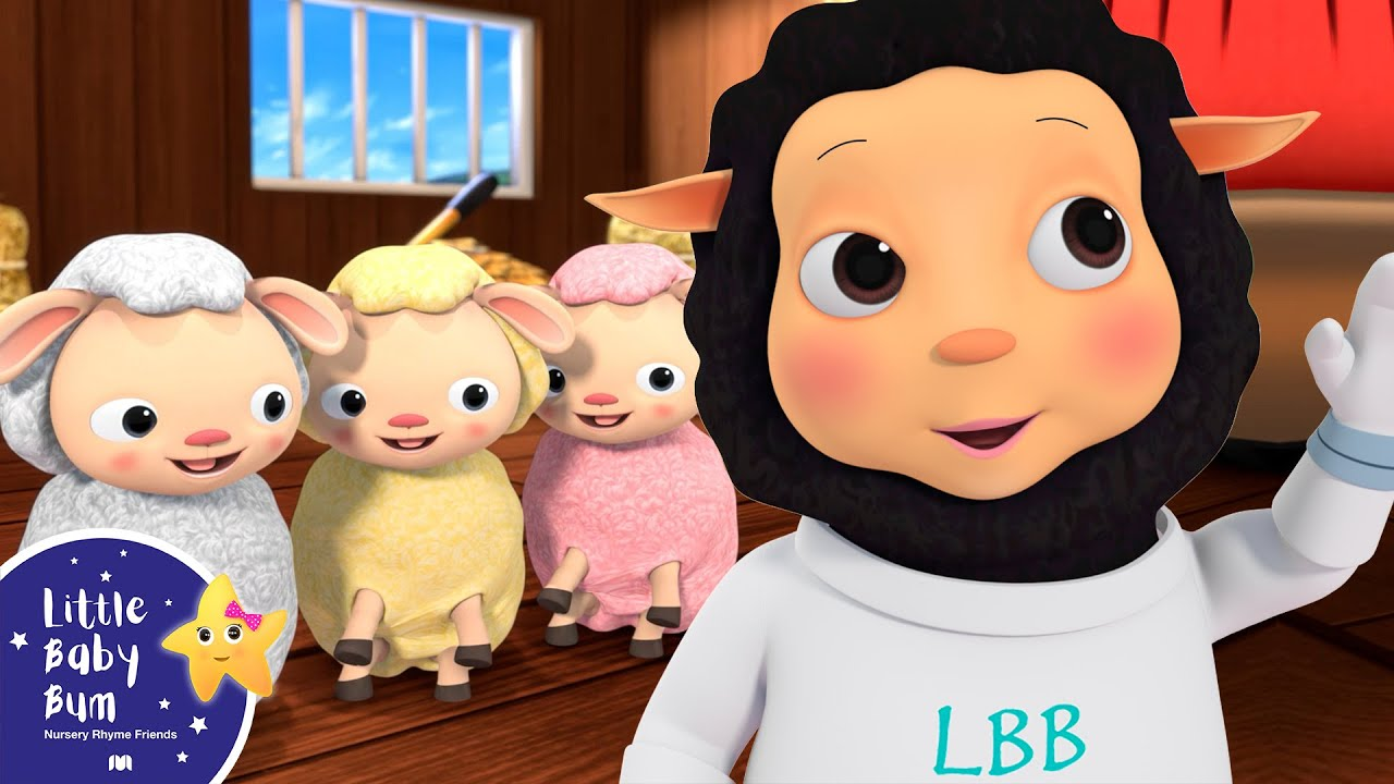 Hickory Dickory Dock Song | Little Baby Bum - Brand New Nursery Rhymes for Kids