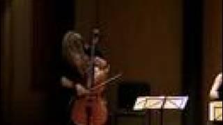 "Apocalyptica's ""Cortege"" (excerpt) performed by Primitivity"