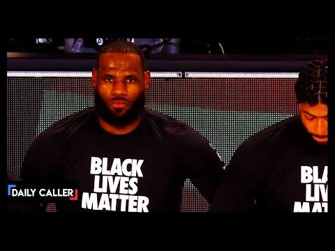 "Flashback: LeBron says ""All Lives Matter"" in 2016"