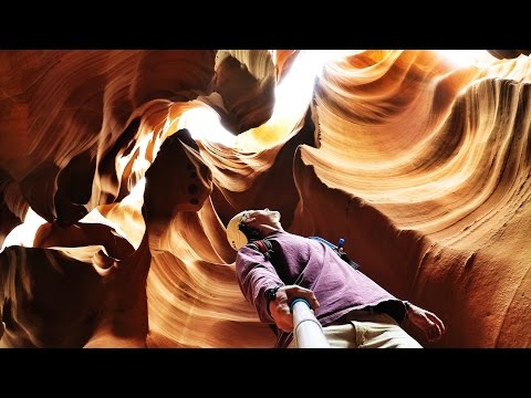The Journey West - Southwest USA Roadtrip (HD 2015)