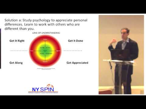NY SPIN: Common Challenges in Managing Online Systems (Bill Greenbaum)