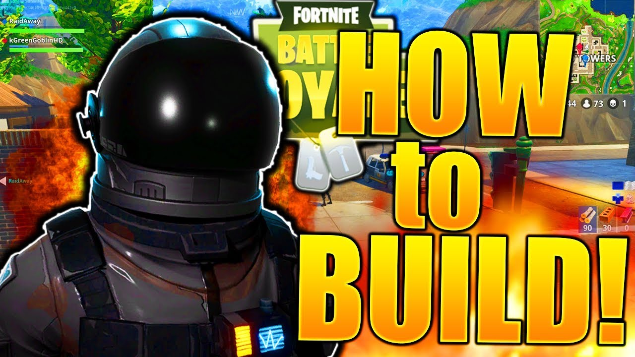 How To Build Like A Pro Fortnite How To Build Better In Fortnite - how to build like a pro fortnite how to build better in fortnite build faster guide