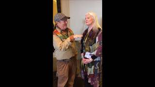 Celeste Yarnall with Torchy Smith