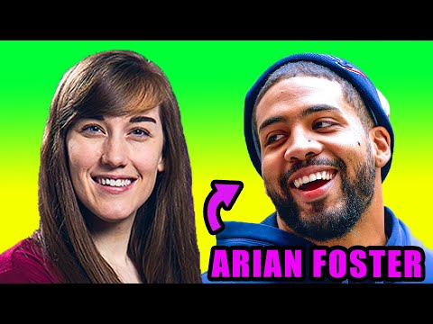 I Got to Play Fortnite with the NFL Legend Arian Foster!