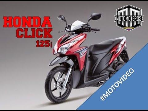 Honda Click 125i Testdrive Motomoteros Youtube