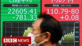 Download Coronavirus: the Economic Impact - BBC News Mp3 and Videos