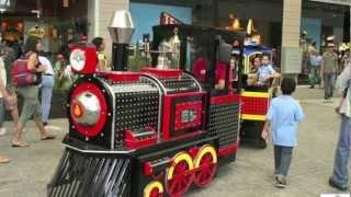 CANCIONES: TREN DEL OESTE : Trenes Infantiles Expresso Mágico