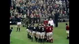 Rugby Five Nations Scotland vs. Wales 1971