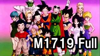 "Dragon Ball Z BGM - M1719 Full ""WE GOTTA POWER (Instrumental)"""